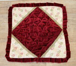 38cmx38cm NüTzlich FüR äTherisches Medulla Alte Gobelin Kissenhüllen Kissenbezüge Vintage