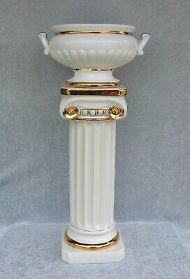 Sinnvoll Blumensäule Übertopf - Keramik - Ceramiche Stella Italien - Valle D´oro Patchi