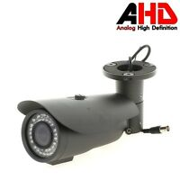Kamera Ahd Varifocal Objektiv 1.4 Mpx Sony Exmor 2.8-12 Mm. Smart Ir Hybrid