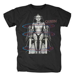 Queen-European-Tour-1984-Official-Merchandise-T-Shirt-M-L-XL-Neu