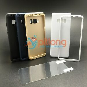 SAMSUNG-GALAXY-S8-G950-360-FULL-COVER-CASE-FREE-SCREEN-PROTECTOR