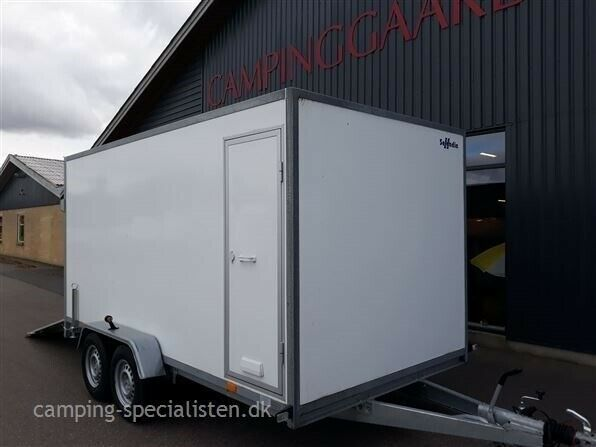 Trailer, Selandia HT, lastevne (kg): 1690