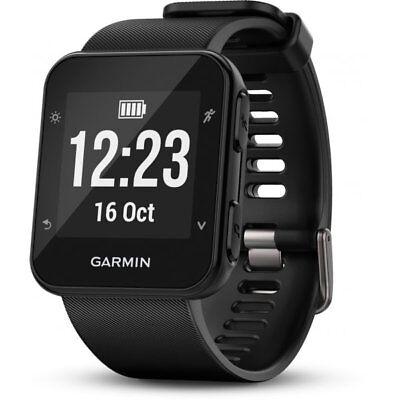 Garmin Sports Watch >> Garmin Forerunner 35 Black Gps Sport Watch Wrist Based Hr 010 01689
