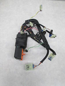 s l300 ford oem 5r110w transmission bulkhead wiring harness 4c3z 7g276 aa cj5 wiring harness with bulkhead connector at gsmx.co