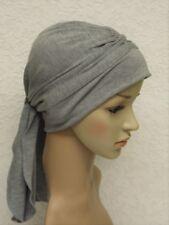 Chemo turban, full turban hat with ties, chemo head wear, full head covering