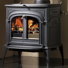 Vermont Castings Intrepid II Classic Black Cast Iron Wood Burning Stove USA Made