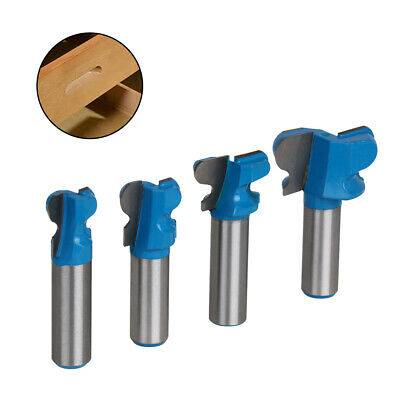 "1pc 1//4/"" Shank Round Bottom Router Bits Milling Cutter For Woodwork New"