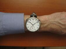 Wear your pocket watch on a wrist  holder -   fits Patek, Rolex, Zenith !