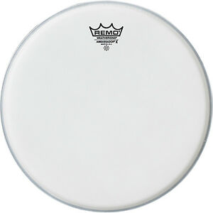 "Remo 14"" Ambassador X14 Coated and Hazy (Snare Side) Emperor Pair !"