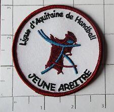 Ligue d'Aquitaine de Handball Patch - JEUNE ARBITRE - France - Handball