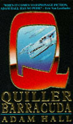 Quiller Barracuda (Spanish Edition)-ExLibrary
