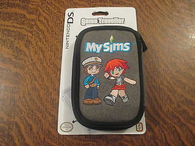 housse game traveller nintendo DS my sims