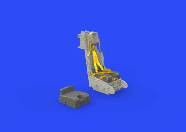 648287 EDUARD 1//48 F104 MB 7 EJECTION SEAT FOR HSG PHOTO-ETCH /& RESIN