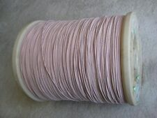 Litz wire 660/46 for crystal radio coil Loop antenna, 200' Single Layer