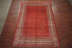 8X12-Persian-Saraband-Sarouq-Mir-Hand-Knotted-Wool-Area-Rug-Carpet-8-1-x-12-2