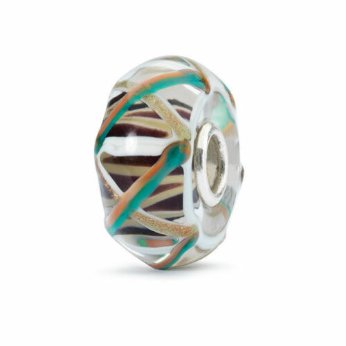 AUTHENTIC TROLLBEAD ORIGINAL TGLBE-10410 CHANCES AVVENTURA