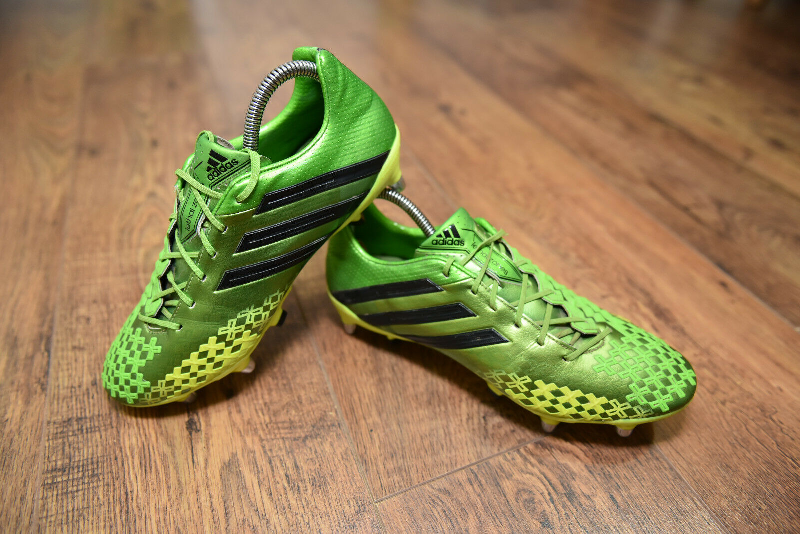 Adidas Predator Lethal Zones SG Football Boots Extralight LZ VGC
