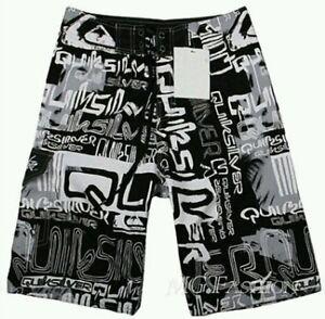 Quiksilver-Quick-Dry-Board-Shorts-Men-039-s-Size-32