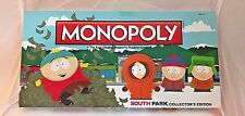 Monopoly board game South Park Edition EC COLLECTORS SOLD OUT EDITION RARE