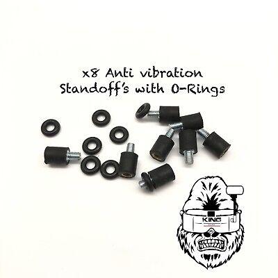 M3 Stand-off In Gomma Per Ppb/controllore Di Volo/stack Con O-ring X8-ck With O-ring X8 It-it Mostra Il Titolo Originale
