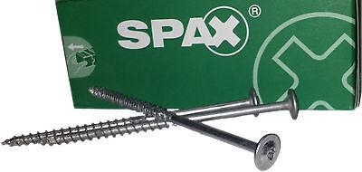 Orig. SPAX Torx Wirox Tellerkopf 8x160 8x180 8x200 8x220 8x240 8x260 8x280 8x300