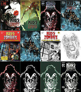 Kiss-Zombies-2-A-B-C-D-1-7-1-10-1-11-1-15-1-20-1-21-1-25-1-30-All-Covers