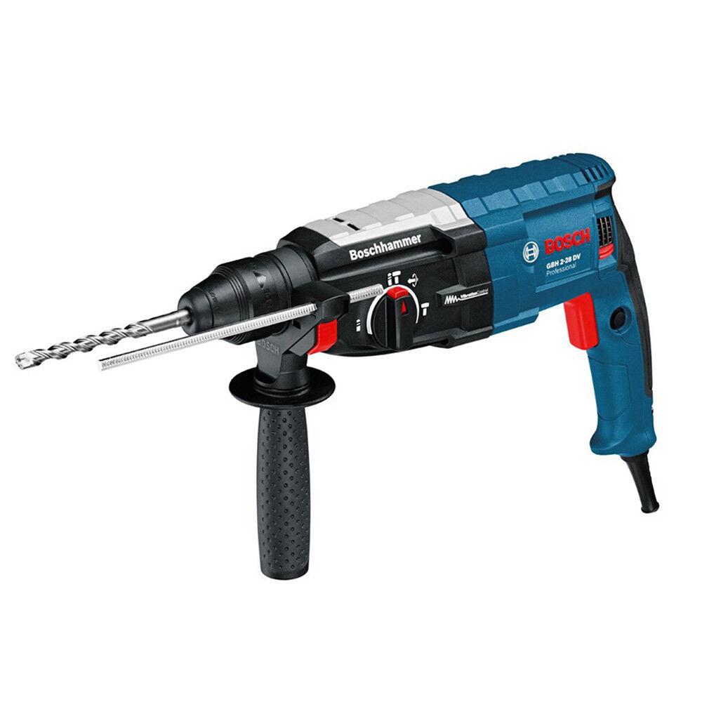 BOSCH Blau Bohrhammer GBH 2-28 DV mit SDS-plus mit L-BOXX Spitzenbohrhammer NEU