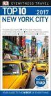 Top 10 New York City by DK (Paperback / softback, 2016)
