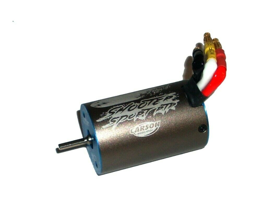 Carson Dirt Warrior 1 10 x10eb PE slc2700kv brushless motor 12t cx7 ®