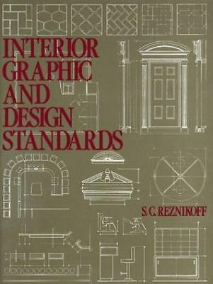 Interior Graphic And Design Standards By S C Reznikoff 1986