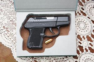 Details about Hidden Gun Storage - Book Safe for Ruger LCP, S&W Bodyguard  380 or Kel-tec P3AT