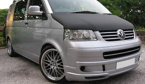 VW-T5-CARAVELLE-MULTIVAN-SPORTLINE-LOOK-FRONT-BUMPER-SPOILER-SKIRT-VALANCE