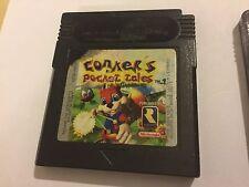 NINTENDO GAMEBOY COLOR GBC GAME CARTRIDGE CONKER'S POCKET TALES