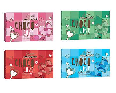 500 Gr Confetti Maxtris Choco Love Cuoricini Sfumati Con Cioccolato Al Latte Sapore Puro E Delicato