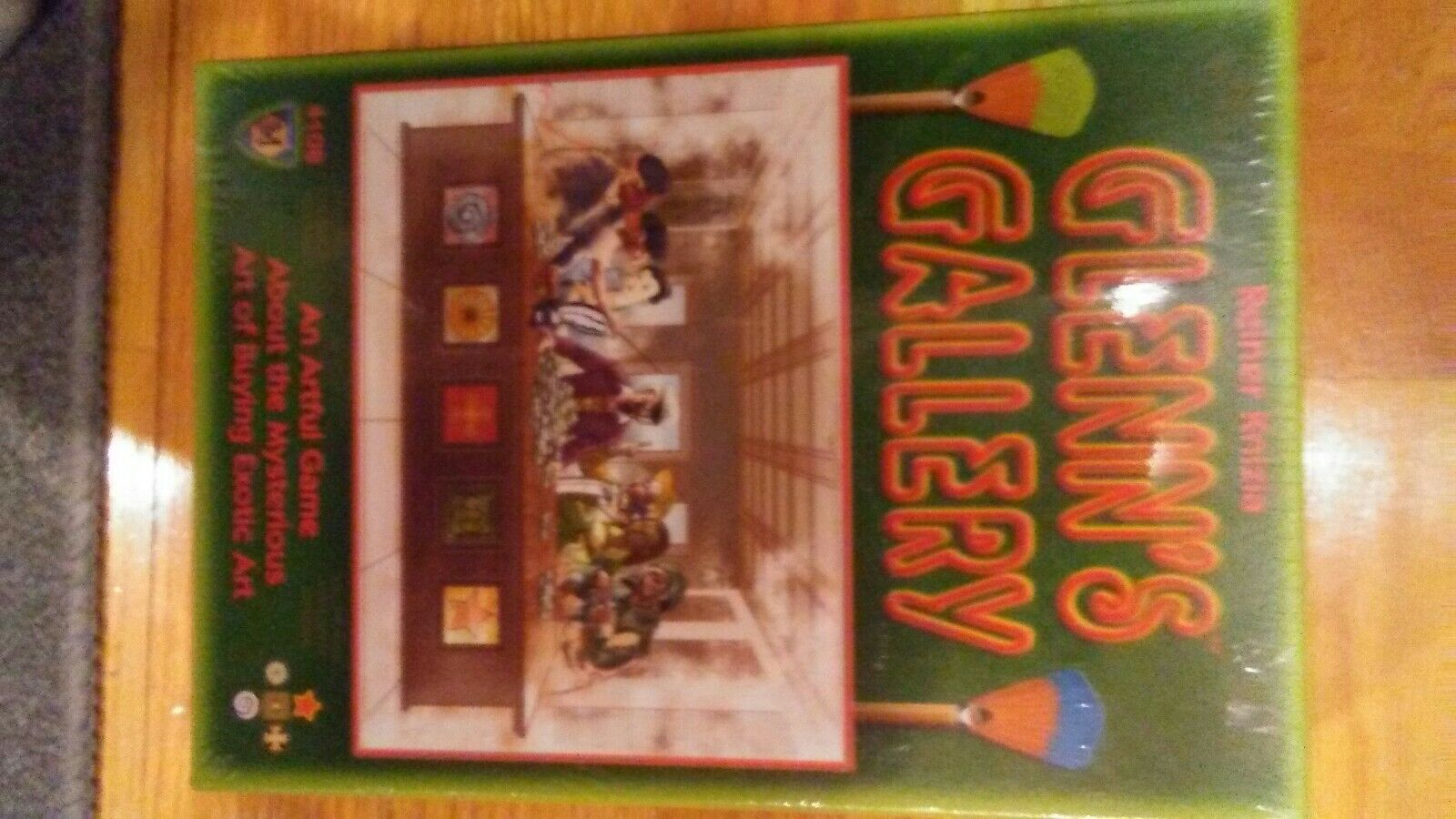 Glenn's Gallery by Mayfair Games 2010 Edition