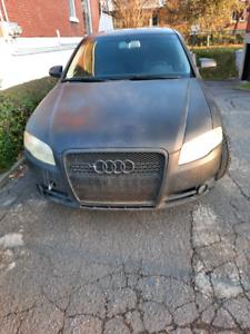 2006 Audi quattro