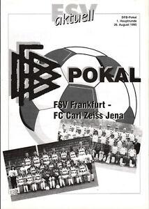 DFB-Pokal-95-96-FSV-Frankfurt-FC-Carl-Zeiss-Jena-26-08-1995