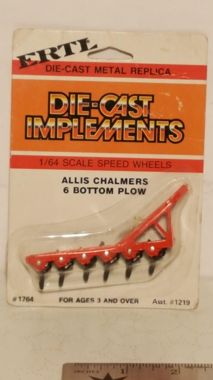 Ertl Allis Chalmers 6b pFaible  1 64 diecast farm impleHommest replica collectible  qualité de première classe