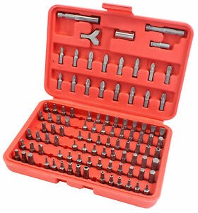 100pc-Chrome-Vanadium-Assorted-Screwdriver-Socket-Bit-Set-Pro-Professional-DIY