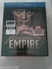Boardwalk Empire 3ª Temporada Blu-ray + DVD - 7 Discos - Digipack - Castellano
