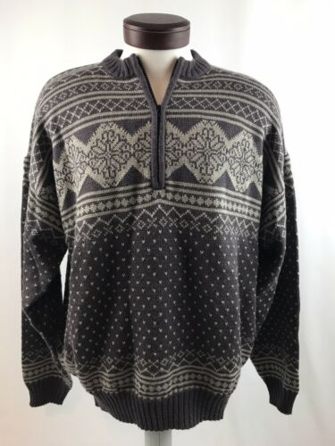 Ski Size 1 4 Large Snowflake Sweater Obermeyer Zip 5Sqw1