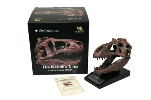 Master Replicas Group MRG Smithsonian Nations T.rex Skull Replica 1//10th SALE!!!