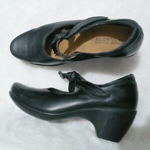 """Naot Mary Jane Shoes Size 41light Mark And Scuff As Picturedheel High 2.5"""" Women's Shoes"""