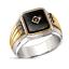 Men-039-s-Buffalo-925-Silver-Animal-Band-Ring-Women-Wedding-Party-Jewelry-Size-6-13 thumbnail 44