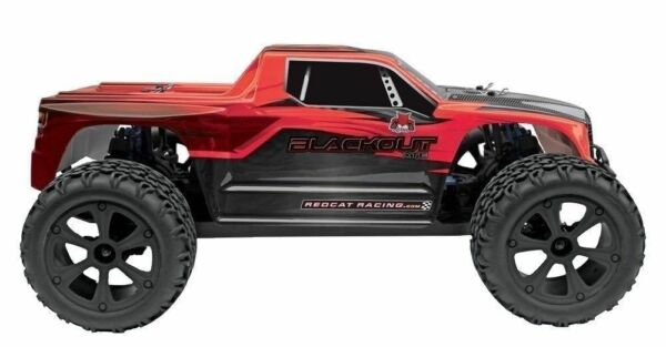 Redcat Racing Blackout Xte 1 10 Scale 4x4 Electric Monster