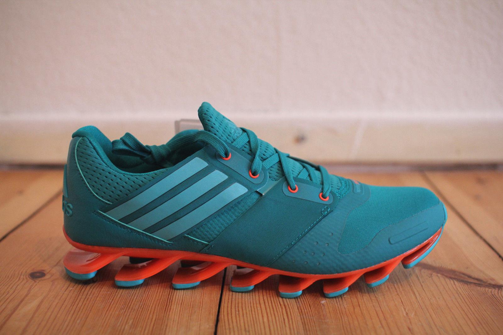 Adidas Springblade Solyce Grün Gr. 42,43,44,45  NEU & OVP