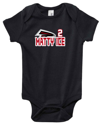 "BLACK Atlanta Falcons Matt Ryan /""Matty Ice/"" T-shirt jersey S-5XL"