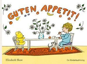 Kinderbuch Guten Appetit