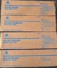 Original Bildrommel Konica Bizhub C240 C250 C252iu210 Kcmy Imaging Drum