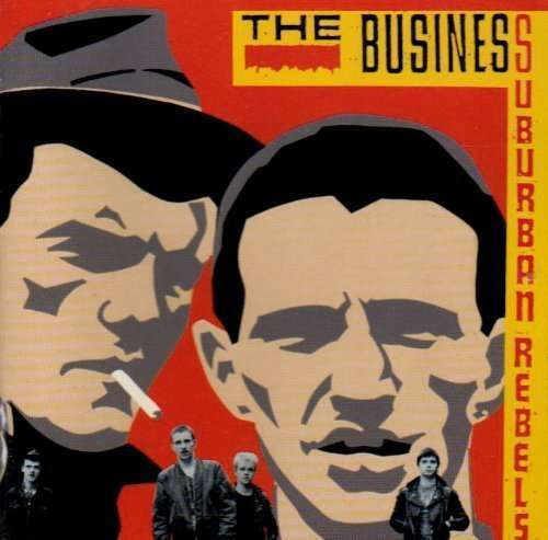 Business - Suburban Rebels Nuovo CD